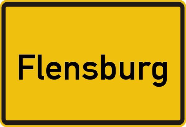 flensburg die n rdlichste deutsche stadt kennzeichen. Black Bedroom Furniture Sets. Home Design Ideas