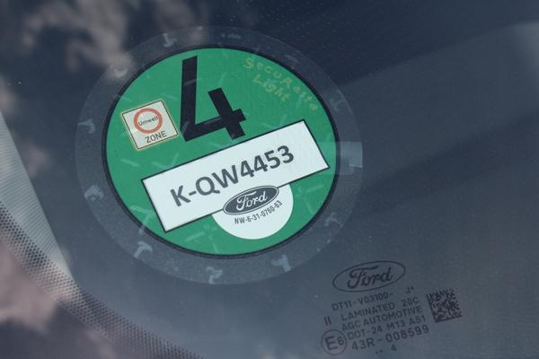ford-umweltplakette-feinstaubplakette-online-kaufen-bedruckt