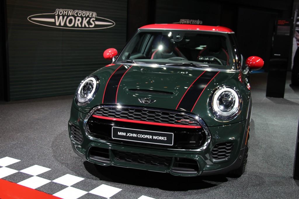 Die Autos des Jahres: Mini John Cooper Works 2015 > Allgemein, Autos ...