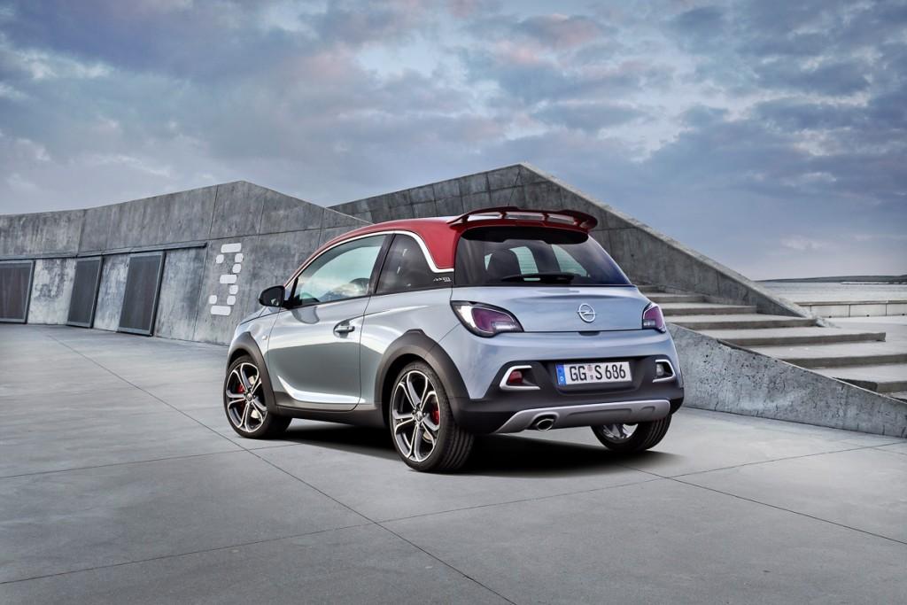 Opel Adam Rocks > Simple Tagging > Kennzeichen-Blog