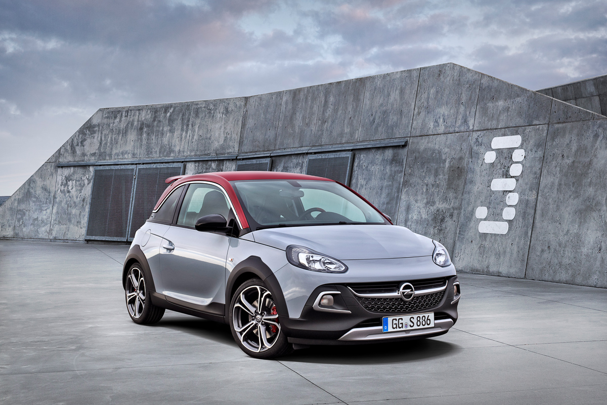 opel adam rocks simple tagging kennzeichen blog. Black Bedroom Furniture Sets. Home Design Ideas