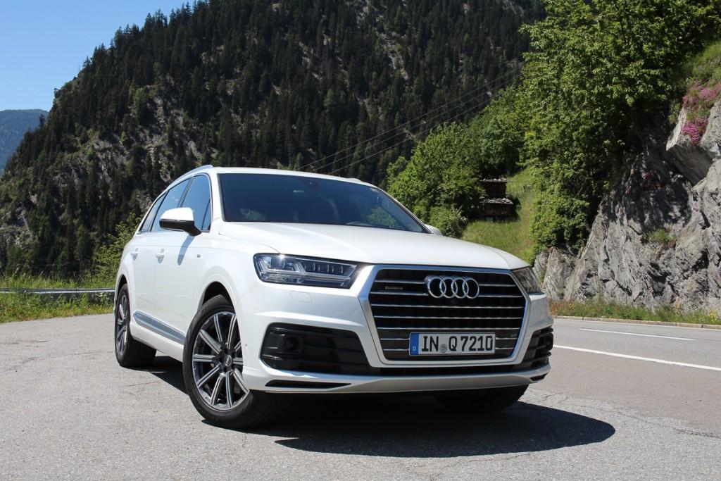 Audi Q7 > Simple Tagging > Kennzeichen-Blog